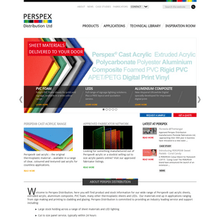 Perspex® Acrylic, Aluminium Composite, PVC Foam - Cut To Size - Perspex