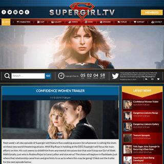 Supergirl TV Show - Supergirl TV Series - New Supergirl