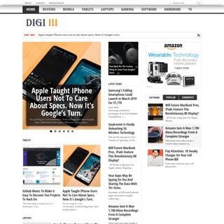 Digi III - Online technology