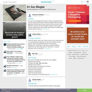Sözümoki - Yazılarını kitap haline getiren yeni nesil blog!