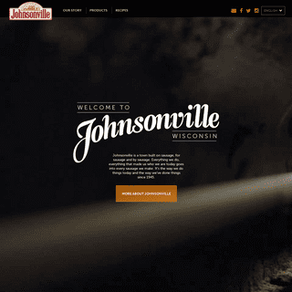 Home - Johnsonville.ca