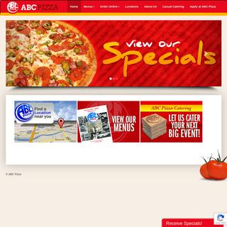 ABC Pizza - Always Better Crust