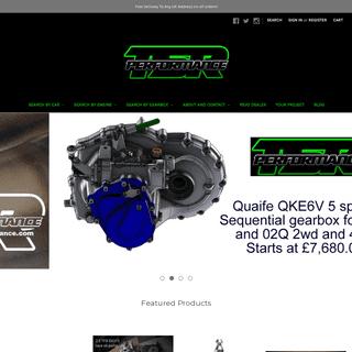 ArchiveBay.com - tsr-performance.com - TSR-Performance Ltd