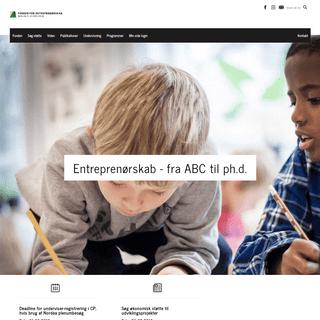 ArchiveBay.com - ffe-ye.dk - Fonden for Entreprenørskab
