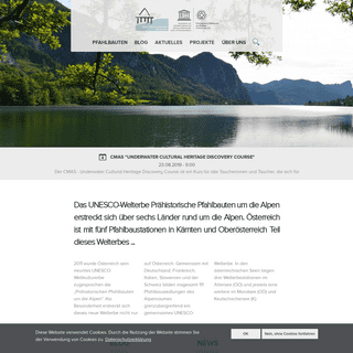 UNESCO Welterbe Prähistorische Pfahlbauten -
