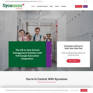 ArchiveBay.com - sycamoreschool.com - Home - Sycamore School