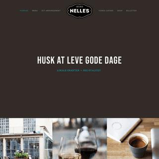Nelle's Coffee & Wine