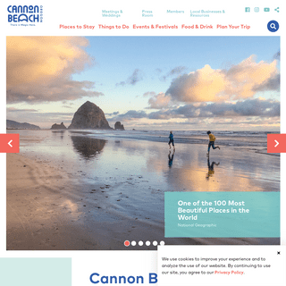 Cannon Beach - Hotels, Things To Do & Restaurants
