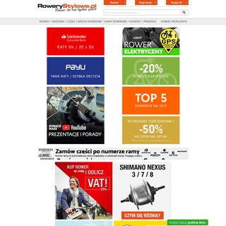 Rowery holenderskie • Sklepy i serwisy rowerowe • RoweryStylowe.pl