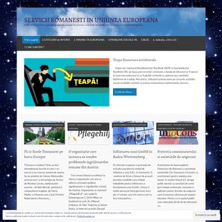 ArchiveBay.com - socinro.me - SERVICII ROMANESTI IN UNIUNEA EUROPEANA - acest site va prezinta specialistii romani cu drept de practica si firmele romanesti c