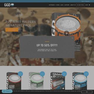 Amazing & Incredibly Diverse Drum Sample Libraries - GetGood Drums