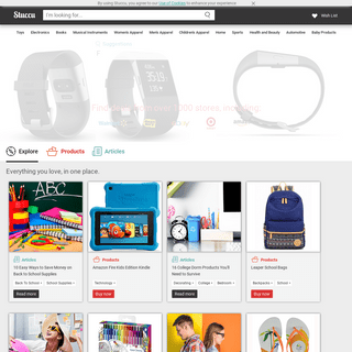 Stuccu- Best Deals on . Up To 70- off!