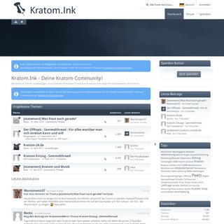 ArchiveBay.com - kratom.ink - Kratom.Ink - Deine Kratom-Community!