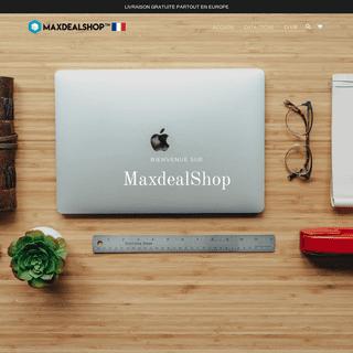 MaxdealShop France – Maxdealshop
