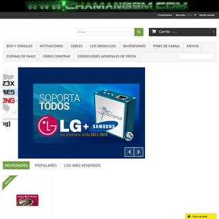 ArchiveBay.com - chamangsm.com - Chaman GSM