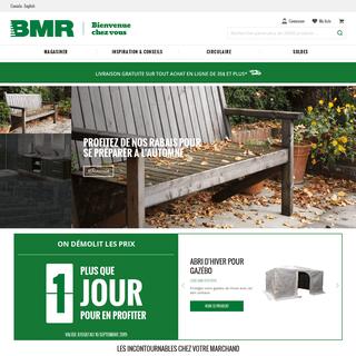 ArchiveBay.com - bmr.co - Bienvenue chez vous - Groupe BMR