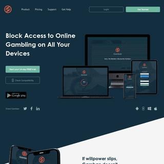 Block Gambling Websites & Apps - Gamban