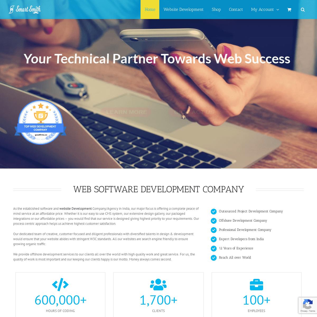 ArchiveBay.com - smartsmith.in - Best Web Application Development Company - Smart Smith