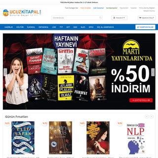 Türkiye'nin En Ucuz ve İndirimli Kitap Sitesi Ucuz Kitap Al