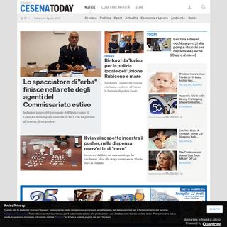 ArchiveBay.com - cesenatoday.it - CesenaToday - cronaca e notizie da Cesena