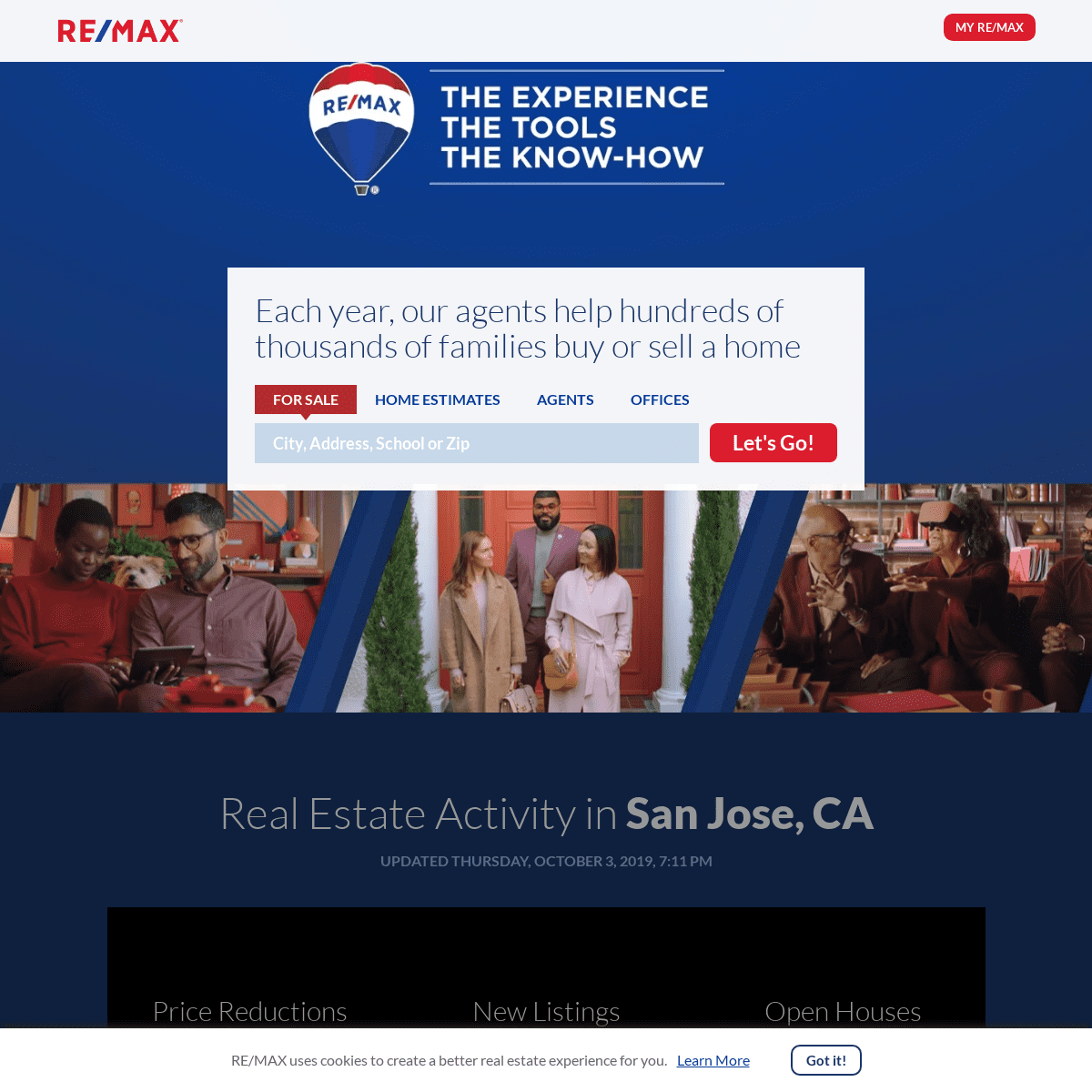 RE-MAX - Real Estate, Homes for Sale, Home Values, Agents and Advice