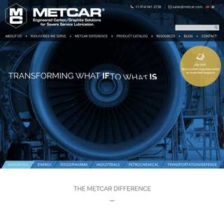Home - Metallized Carbon - Metcar