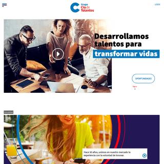 Grupo Cia de Talentos - Oportunidades de Estágio e Trainee