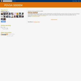 ArchiveBay.com - pdvsasisdem.blogspot.com - PDVSA SISDEM