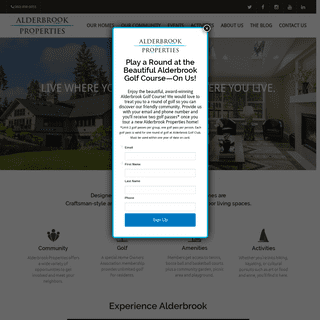 Home - Alderbrook Properties