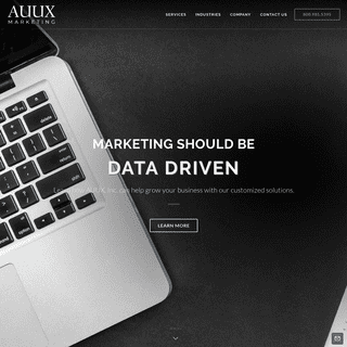 AUUX Marketing Agency - Marketing for Small to Medium Sized Businesses