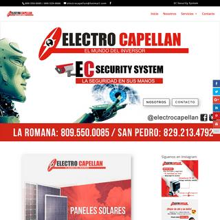 ArchiveBay.com - electrocapellansrl.com - Inicio - Electro Capellan - El mundo del inversor RD