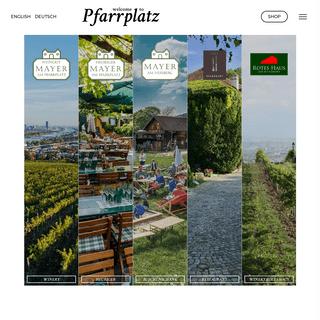 Pfarrplatz Portal – Weingut, Heuriger, Restaurant und Buschenschank vom Mayer am Pfarrplatz
