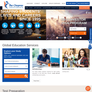 Study Abroad - Study Overseas Consultants - Global Education Consultants Abroad UK, USA, Australia, Canada, Germany, France, NZ