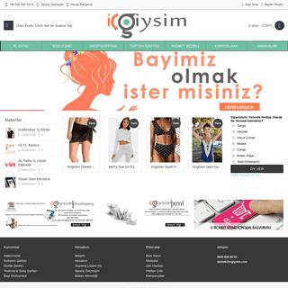 ArchiveBay.com - icgiysim.com - İç Giysim - Toptan İç Giyim ve XML Bayilik