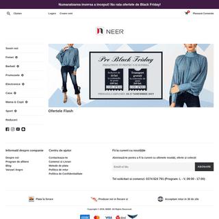 ArchiveBay.com - neer.ro - NEER - Magazin online de imbracaminte femei, rochii, peruci, accesorii