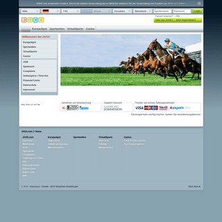 ArchiveBay.com - jaxx.com - JAXX - Gewinnen macht glücklich - JAXX.com