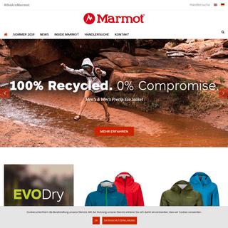 Marmot Mountain Europe GmbH - Marmot Mountain Europe GmbH