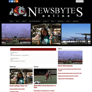 Newsbytes Online – The Student News Site of West Covina High School