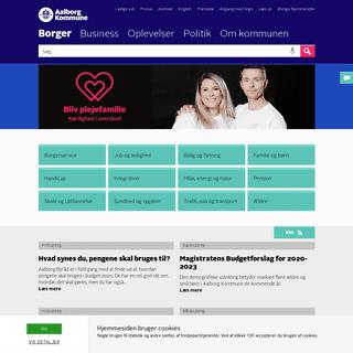 Borger - Aalborg Kommune