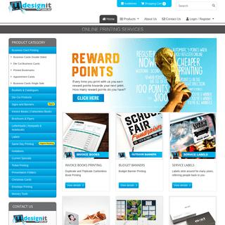 Udesignit - Online Printing