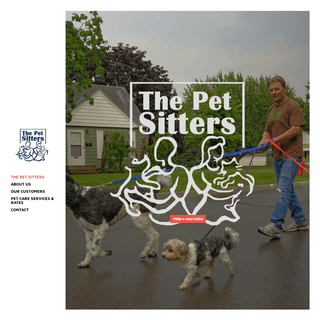 The Pet Sitters - The Pet Sitters Home Page
