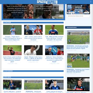 Spazio Napoli - Calcio Napoli Partite Video News Diretta Primavera Biglietti