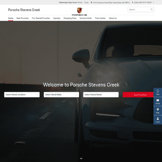 ArchiveBay.com - porschestevenscreek.com - Porsche New & Used Car Dealer - San Jose & Santa Clara, CA - Porsche of Stevens Creek