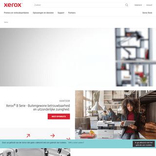 ArchiveBay.com - xerox.nl - Xerox Printers, kantoorartikelen en outsourcing