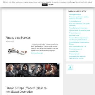 Pinzas.Online « Tu tienda donde Comprar Pinzas Online