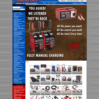 Century Tool And Equipment Automotive & Industrial Tools & Equipment