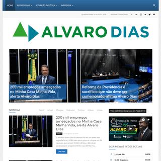 ArchiveBay.com - alvarodias.com.br - Portal Alvaro Dias