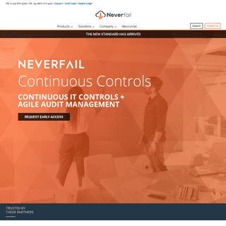 Neverfail - Continuous Controls