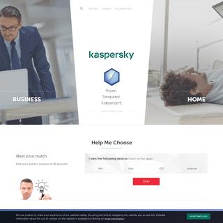 ArchiveBay.com - kaspersky.co.uk - Expert Cyber Security Solutions for Home & Business - Kaspersky