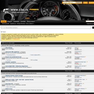 CBC Auto Forum